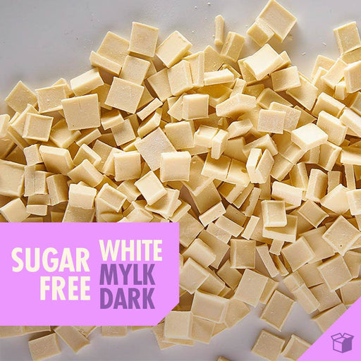White Chocolate - vegan SF