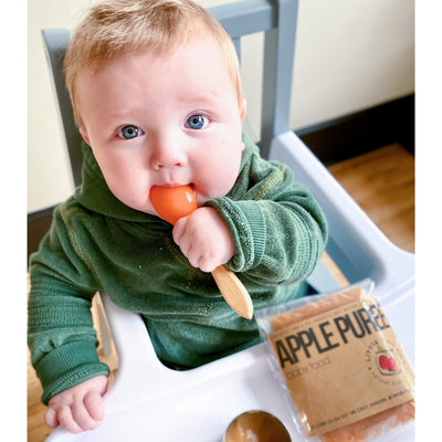 Little Food Co Apple Purée organic baby food puree