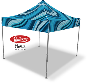 Blue Bohemia - Pop Up Tent and Frame