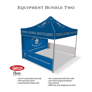 Triple Nickel Distillery Equipment Bundle