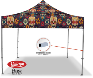 Los Muertos - Pop Up Tent and Frame