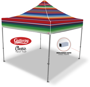 El Serape - Ready Made Pop Up Tent Top