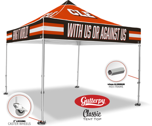 Customize Your Own Tent