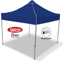 Load image into Gallery viewer, Solid Blue - Pop Up Tent and Frame