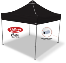 Load image into Gallery viewer, Solid Black - Pop Up Tent and Frame