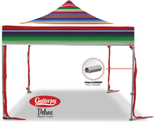 Load image into Gallery viewer, El Serape - Ready Made Pop Up Tent Top