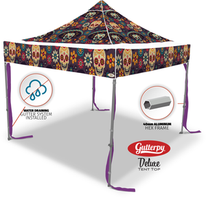 Los Muertos - Ready Made Pop Up Tent Top