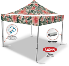 Load image into Gallery viewer, Pink Hibiscus - Pop Up Tent and Frame