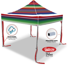Load image into Gallery viewer, El Serape - Pop Up Tent and Frame
