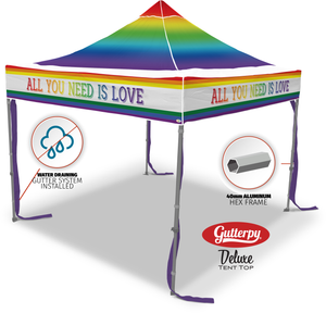 All You Need Is Love - Pop Up Tent and Frame