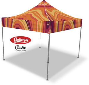Fall Swirl - Pop Up Tent and Frame