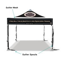 Load image into Gallery viewer, Milton Ranch Deluxe Tent Top