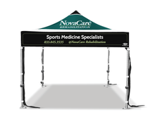 "Load image into Gallery viewer, ""NovaCare Rehabilitation"" Gutterpy Tent Top"