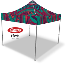 Load image into Gallery viewer, Purple Mist - Ready Made Pop Up Tent Top