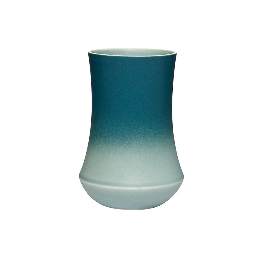 Skala Vase - Medium - Petrol