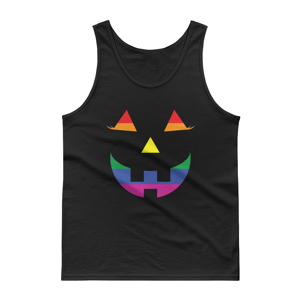 8ac7a37f42d Pumpkin Pride Tank Top for Men   TeeBae Shop for a variety of Tank Tops for