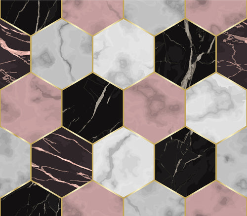 Marble of Hexegons