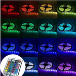 Retro Room LED Strip Lights + Wireless Remote