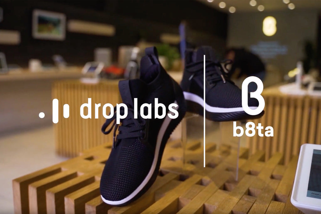 DropLabs launches first retail experience at b8ta in Santa Monica.