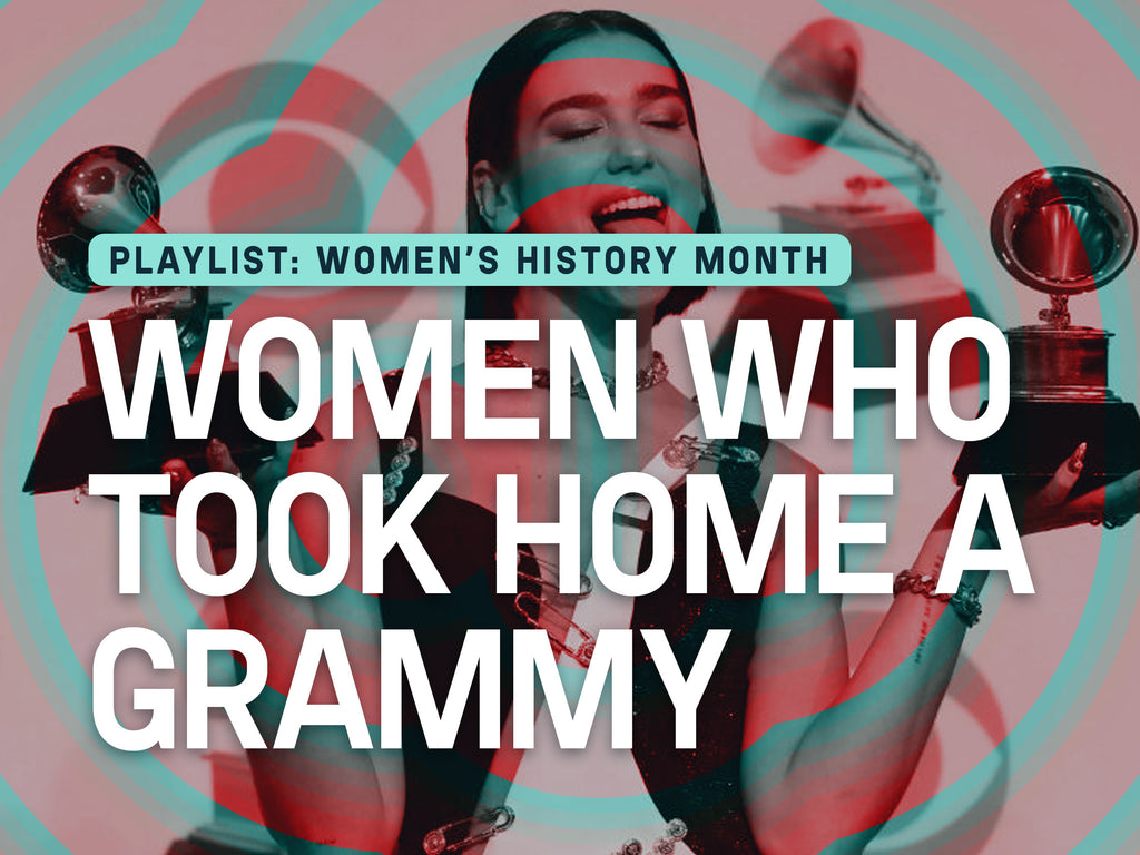 A Playlist Celebrating Women Who Took Home A Grammy