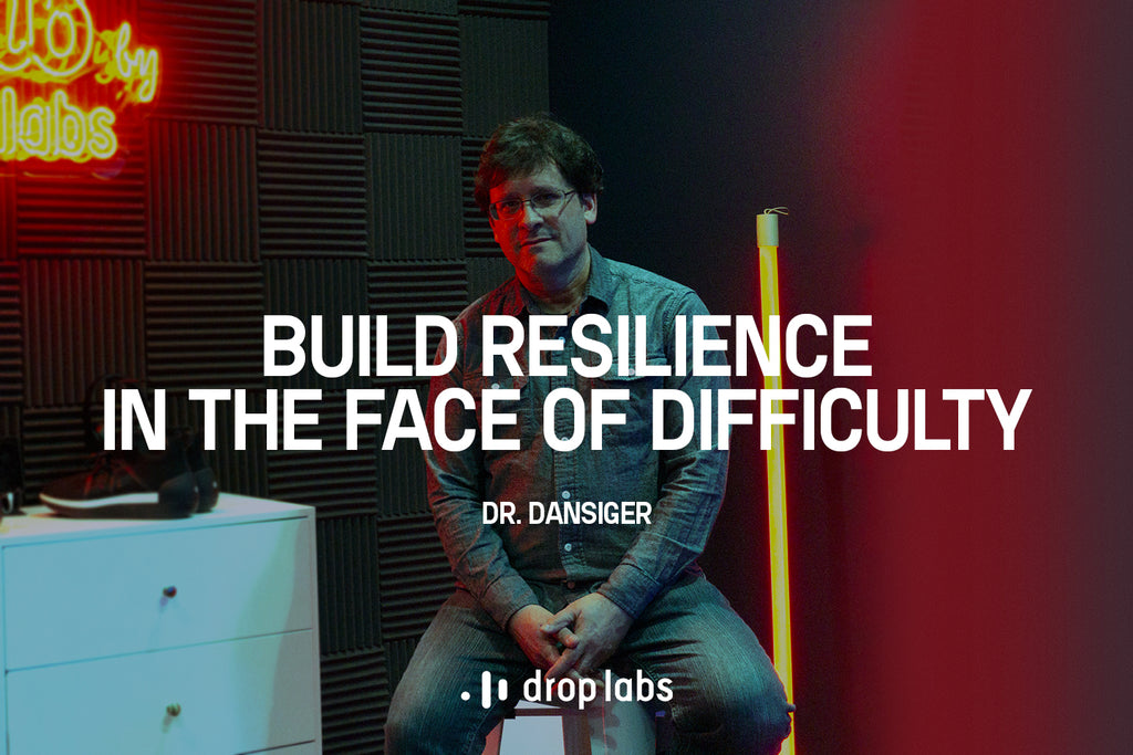 Build Resilience In the Face of Difficulty