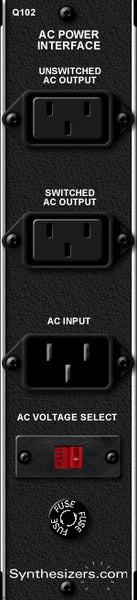 Q102 AC Power Interface