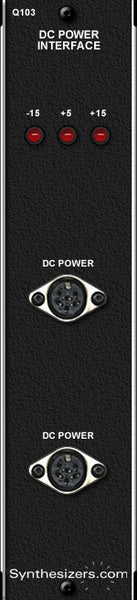 Q103 DC Power Interface