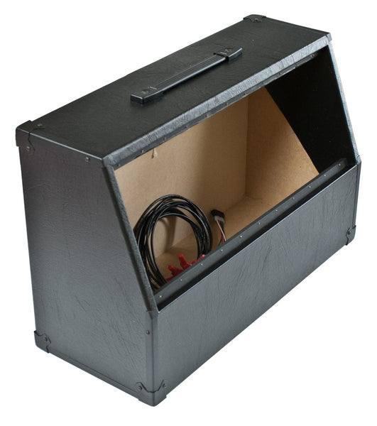 QCA11 Portable Cabinet Angled, 11-Spaces