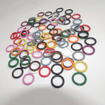 Colored O-Ring Mix (100 pcs)
