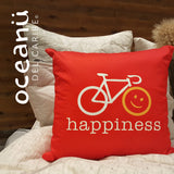 Cojin - Cycling Happiness Puerto Rico