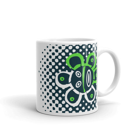 Coffee Mug 11oz Sol Taino Taza