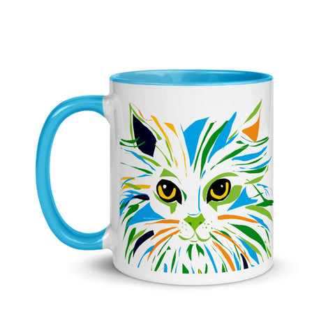 Gato Cat Gaze Cup Taza