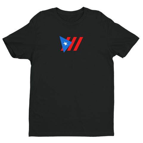 Men's T-Shirt<br>Micro PR Flag