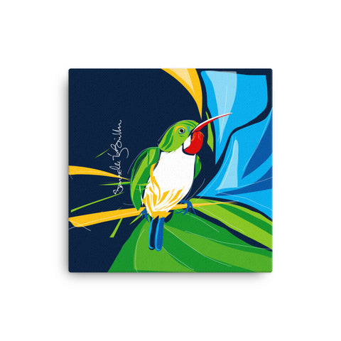 Canvas Print 12in / 16in - San Pedrito Wall Decor Puerto Rico