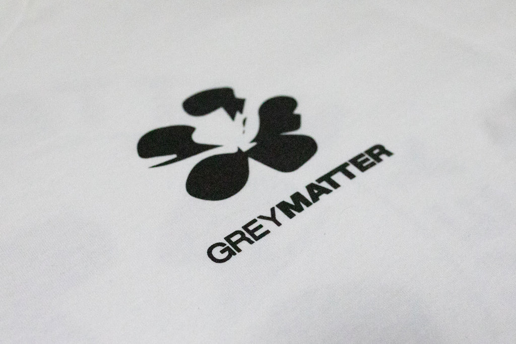 grey-matter-apparel - SEASON TWO - PLUMERIA T-SHIRT