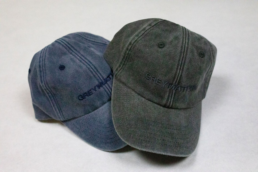 grey-matter-apparel - SEASON TWO - VINTAGE CAP
