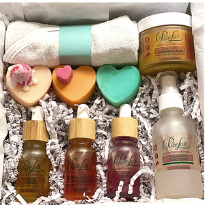 Lux Face Skincare Gift Set