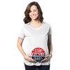Star Spangled Baby Maternity Tshirt