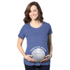 That's No Moon Maternity Tshirt