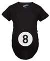 Eight Ball Maternity Tshirt