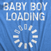 Baby Boy Loading Maternity Tshirt