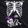 Witch Baby Maternity Tshirt