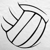Volleyball Bump Maternity Tshirt