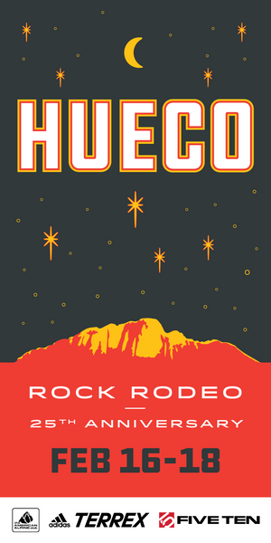 Hueco Rock Rodeo - 25th Anniversary