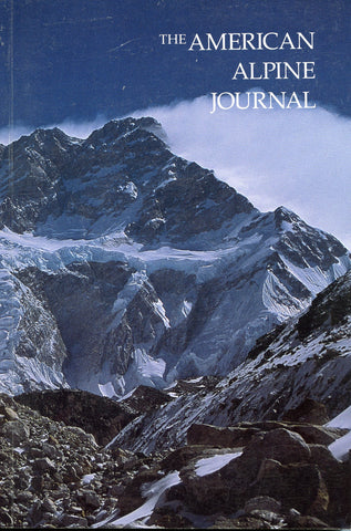 1992 - American Alpine Journal