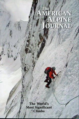 2008 - American Alpine Journal