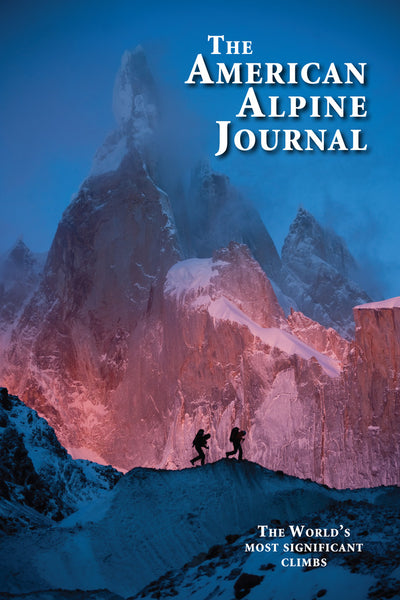 2012 American Alpine Journal Cover