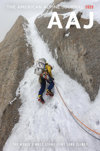 2020 American Alpine Journal