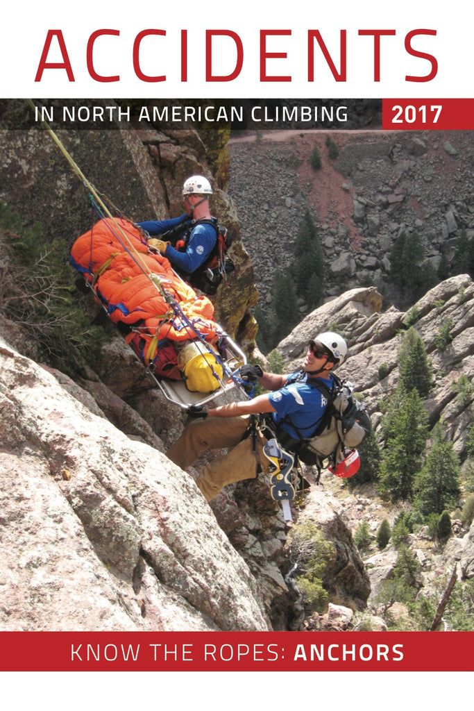 2017 Accidents in North American Climbing - The American