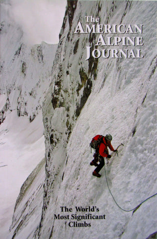 2008 American Alpine Journal